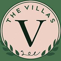 Thevillas100 Logo